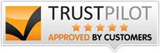 Independent Customer Reviews on Trust Pilot