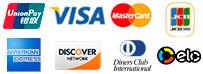 Pague as cestas de presente com o cartão de crédito ou cartão de débito