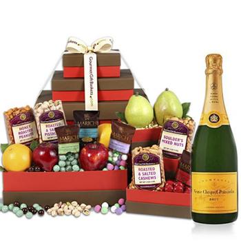 Geburtstag-Geschenkkörbe Lieferung an Irlanda